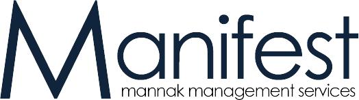 Manifest BV Logo